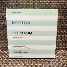 BIOEFFECT EGF SERUM Revives Restores Rehydrates 15 mL / .50 fl oz. *SEALED*