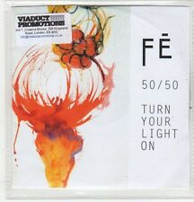 (EQ950) Fé, 50/50 - 2014 DJ CD