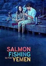 Salmon Fishing In The Yemen (Blu-ray, 2012)