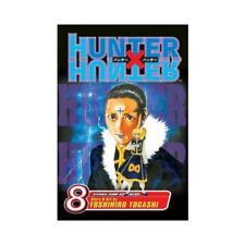 Hunter X Hunter. Volume 8 by Yoshihiro Togashi (author)