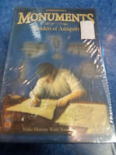 Monuments - Wonders of Antiquity - Mayfair Games Board Game New!