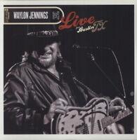 Waylon Jennings - Live from Austin TX [New Vinyl LP]