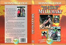 Barrel Racing Instruction DVD Myllymakis rodeo horses