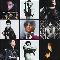 PRINCE - THE VERY BEST OF CD ~ GREATEST HITS ~ 1999~PURPLE RAIN~KISS~CREAM *NEW*