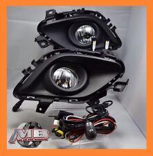 Fits 13 14 15 Mazda 6 Sport Sedan 4-Door Clear Driving Fog Lights w CREE LED H11