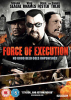 "Force Of Execution (DVD-2014, 1-Disc) Region 2."" STYLISH...AND ACTION PACKED""***"