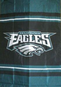 Philadelphia Eagles DOUBLE SIDED 28 x 40 HOUSE BANNER ! VINTAGE DESIGN !