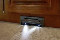 VacPort with LED Lighting and Installation Kit