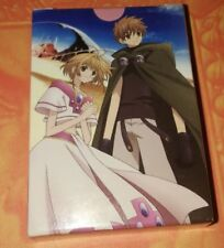 TSUBASA CHRONICLE playing cards promo trump deck poker sakura Syaoran by CLAMP