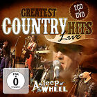 CD DVD Greatest Country Hits Live 2 CD et DVD von Asleep At The Wheel