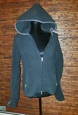Black Fleece Hooded Athletic Soft Sweatshirt in Medium by Prospirit. Mint.