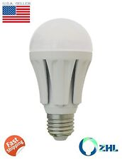 2 x ZHL 12Watt Super Bright LED Bulb Daylight White 75W Incandescent Replacement