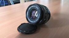 Objectif CANON FD 50mm 1,8