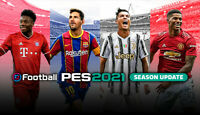PRO EVOLUTION SOCCER eFootball PES 2021 Steam Key (PC) - Region Free -