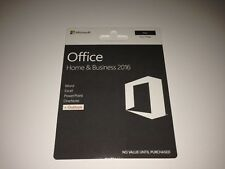 Microsoft Office 2016 Home and Business Full Version For 3 Mac, Free Shipping!