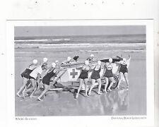 """*Postcard-""""WAAC Training"""" (Women's Army) WWII- *Daytona Beach, FL (#125)"""