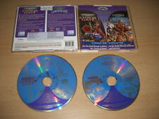 Puerta del Caos de Warhammer 40000 y final liberación Doble Pack de PC CD ROM Rápido Post