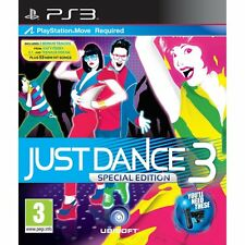 Just Dance 3 Edición Especial ~ Ps3 (en Perfectas Condiciones)
