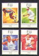Fiji 1998 Commonwealth Games/Sports 4v set (n20607)