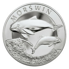 POLONIA: 20 Zl. plata 2004 MARSOPA - MORSWIN- Porpoise (Phocoena phocoena)