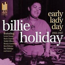 Billie Holiday Early Lady Day 1933-1937 CD NEW SEALED Jazz