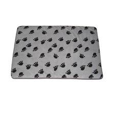 """Lavabili Comode cane tappetino sottofondo per 36 """"VIAGGI GABBIA GABBIE Lusso Cuscino in Pile"""