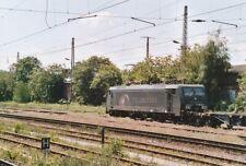 Photo CTL Logistics Siemens ES64F4 HBF Magdeburg 2009 approx 10x15cm V1781d