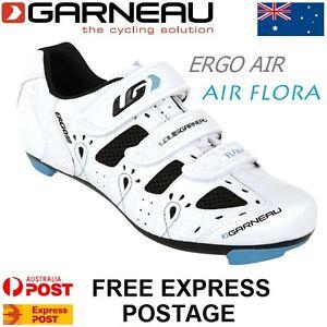 LOUIS GARNEAU WOMEN GIRLS ROAD BIKE CYCLING SHOES WUS 6.25 = UK 3.25 =BRAND NEW=