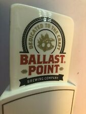 BEER TAP HANDLE BALLAST POINT LIMITED SAN DIEGO CA
