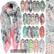 Sciarpe, foulard e scialli da donna 100% Cotone
