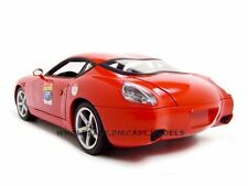 FERRARI 575 GTZ ZAGATO RED 60 ANNIV 1:18 DIECAST MODEL CAR BY HOTWHEELS L2960