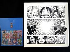 ONE PIECE Luffy, Zoro, Nami,mugiwara Cartoon Manga Plate,Jump Shop Limited,Japan