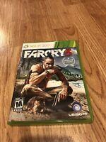 Far Cry 3 Xbox 360 Cib Game Complete VC6