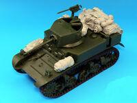 1/35 Resin Stowage & Accessories for M3A1 Stuart Tank Unpainted QJ076