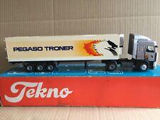 EXTREME RARE TEKNO PEGASO TRONER TX360 CV INTERCOOLING  NO LION CAR - LION TOYS