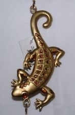Gecko Lizard Musical Wind Chimes Garden Poolside Outdoor Decorative Ornaments
