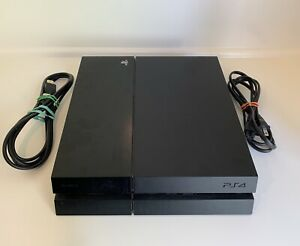 PS4 Playstation 4 500GB Console Original - AS-IS - READ DESCRIPTION PLEASE
