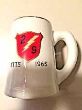 USMC 1965 Vietnam 3rd Marine Division 2nd Battalion 9th Regiment Mug