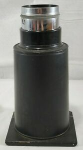 Vintage Bausch And Lomb Large Projector Lens