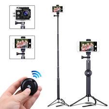 Teléfono Celular Trípode Con Control Remoto Bluetooth Teléfono Móvil Selfie Vara Mini T