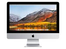 """Apple iMac 21,5"""" Retina 4K, Intel i5 3,0 GHz, 8 GB RAM, 1TB HD, 555"""