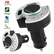 Bluetooth 5.0 Car Wireless Adapter FM Transmitter MP3 Radio Car Kit USB Charger
