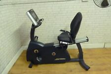LIFE FITNESS R3  RECUMBENT EXERCISE BIKE   DELIVERY AVAILABLE