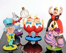 Disney Alice In Wonderland Figures