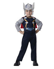 """Thor Kids Avengers Assemble Toddler Costume,Age 1 - 2 yrs, HEIGHT 2' 11"""" - 3' 4"""""""