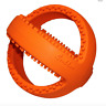 Grubber Interactive Football Durable, safe & bright Tough Pet dog toy easy carry