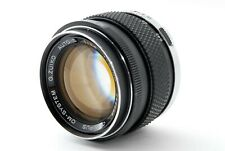 【Exc+3】 Olympus  OM-System G Zuiko Auto-S 50mm f/1.4 from Japan #132