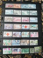 British Colonies Gibraltar - Stamp Collection - Used - Classics - 2 Scans - A19