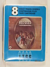 BEE GEES - Horizontal < 1968 1st US 8-Track tape > FACTORY SEALED