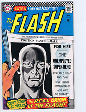Flash #167 DC 1966